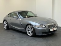 USED 2006 56 BMW Z4 3.0 Z4 SI SPORT COUPE 2d 262 BHP A VERY GOOD LOOKING Z4 WITH UPGRADED IMMACULATE ALLOYS