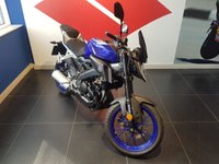 USED 2018 67 YAMAHA MT 125 ABS ***AWESOME NAKED STREET FIGHTER***