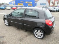 USED 2009 09 RENAULT CLIO 1.1 DYNAMIQUE 16V 3d 75 BHP