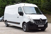 2015 RENAULT MASTER 2.3 LM35 BUSINESS DCI S/R P/V  125 BHP £8450.00