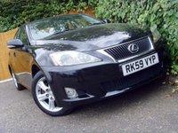 2009 LEXUS IS 2.2 220D SE 4d 175 BHP £3299.00