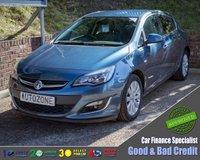 USED 2014 14 VAUXHALL ASTRA 2.0 ELITE CDTI 5d AUTO 163 BHP