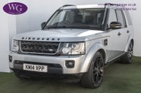 USED 2014 14 LAND ROVER DISCOVERY 3.0 SDV6 HSE 5d AUTO 255 BHP