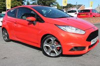 USED 2013 63 FORD FIESTA 1.6 ST-2 3d 180 BHP