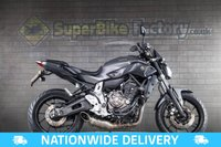 USED 2016 16 YAMAHA MT-07 ABS ALL TYPES OF CREDIT ACCEPTED. GOOD & BAD CREDIT ACCEPTED, OVER 700+ BIKES IN STOCK