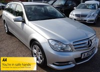 USED 2013 MERCEDES-BENZ C 220 C220 CDI BLUEEFFICIENCY EXECUTIVE SE MERCEDES SERVICE HISTORY *LEATHER TRIM WITH PIANO WOOD PACK