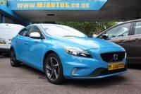 2015 VOLVO V40 2.0 T2 R-DESIGN NAV 5dr 120 BHP £9495.00