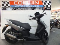 USED 2010 60 KYMCO AGILITY CITY 125cc ONE OWNER ONLY 1,972 MILES!!!