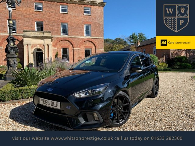 2016 66 FORD FOCUS 2.3 RS 5d 346 BHP