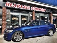 2010 BMW 3 SERIES 2.0 318D M SPORT 4d 141 BHP £5000.00