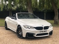 USED 2016 BMW M4 3.0 COMPETITION PACKAGE 2d AUTO