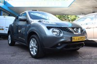 USED 2016 66 NISSAN JUKE 1.5 N-CONNECTA DCI 110 BHP NEED FINANCE??? APPLY WITH US!!!