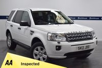 USED 2012 03 LAND ROVER FREELANDER 2.2 TD4 GS 5d 150 BHP (PRIVACY GLASS - PARKING SENSORS)