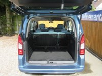 USED 2012 12 CITROEN BERLINGO 1.6 MULTISPACE AIRDREAM VTR EGS E-HDI 5d AUTO 91 BHP