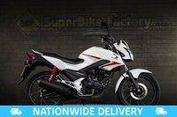 USED 2016 16 HONDA CB125 F ALL TYPES OF CREDIT ACCEPTED. GOOD & BAD CREDIT ACCEPTED, OVER 700+ BIKES IN STOCK