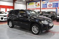 2008 SUZUKI GRAND VITARA 2.0 X-EC 5d AUTO BLACK 138 BHP PRIVATE PLATE NOT INCLUDED £3995.00