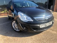 USED 2013 62 VAUXHALL CORSA 1.2 SE 5d 83 BHP **FULL MAIN DEALER HISTORY!**  HEATED SEATS&WHEEL!!