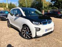 2015 BMW I3 0.6 I3 RANGE EXTENDER 5d AUTO 168 BHP £17950.00
