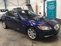 2011 JAGUAR XF 3.0 V6 LUXURY 4d AUTO 240 BHP £8995.00
