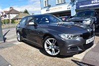 USED 2014 63 BMW 3 SERIES 2.0 320D M SPORT 4d AUTO 181 BHP