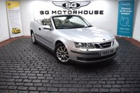 USED 2005 54 SAAB 9-3 2.0 LINEAR T 2d 175 BHP