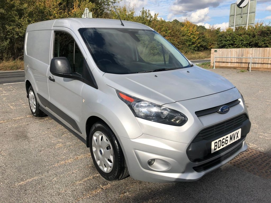 USED 2016 66 FORD TRANSIT CONNECT 1.5TDCI T200 L1 TREND (EURO 6)(100 BHP)