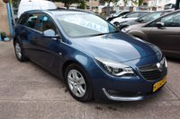 USED 2015 65 VAUXHALL INSIGNIA TOURER 1.6 DESIGN CDTI ECOFLEX S/S 5dr 134 BHP NEED FINANCE??? APPLY WITH US!!!