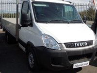 2011 IVECO DAILY 2.3 35S11 1d 106 BHP £4945.00