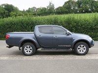 USED 2010 10 MITSUBISHI L200 2.5 DI-D 4X4 WARRIOR LB DCB AUTO 175 BHP - NO VAT!!!