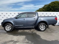 USED 2010 10 MITSUBISHI L200 2.5 DI-D 4X4 WARRIOR LWB DCB AUTOMATIC 178 BHP - NO VAT!!!
