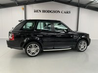 USED 2011 11 LAND ROVER RANGE ROVER SPORT 3.0 TDV6 HSE 5d AUTO 245 BHP TV! SATNAV! Heated leather! Reverse camera!