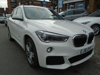 USED 2016 16 BMW X1 2.0 XDRIVE20I M SPORT 5d AUTO 189 BHP, ULEZ EXEMPT ONLY 28,000 MILES!