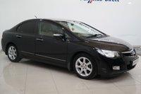 2008 HONDA CIVIC 1.3 IMA ES HYBRID 4d AUTO 115 BHP £3650.00