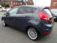USED 2011 11 FORD FIESTA 1.4 TITANIUM TDCI 5d 69 BHP LOW MILEAGE AND FULL SERVICE HISTORY