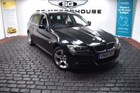 USED 2011 60 BMW 3 SERIES 2.0 320D EXCLUSIVE EDITION TOURING 5d 181 BHP