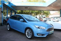USED 2017 67 FORD FOCUS 1.5 TITANIUM X TDCI 5dr AUTO 118 BHP NEED FINANCE??? APPLY WITH US!!!
