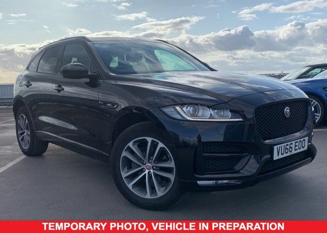View our JAGUAR F-PACE