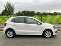 2014 VOLKSWAGEN POLO 1.2 MATCH EDITION 5d 59 BHP £7295.00