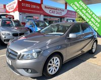 USED 2014 14 MERCEDES-BENZ A CLASS 1.5 A180 CDI ECO SE 5d 109 BHP MANUAL *ONLY 48,000 MILES*