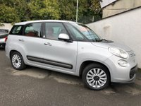 USED 2016 66 FIAT 500L MPW 1.2 MULTIJET POP STAR 5d 95 BHP