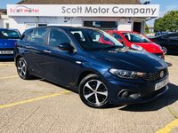 2017 FIAT TIPO 1.6 Multijet Elite 5 door Diesel £6999.00