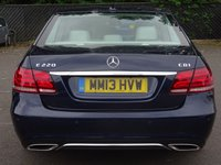 USED 2013 13 MERCEDES-BENZ E CLASS 2.1 E220 CDI SE 4d AUTO 168 BHP Nav,HtdLeather,Cruise,Amazing!