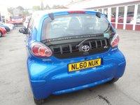 USED 2010 60 TOYOTA AYGO 1.0 BLUE VVT-I 5d 67 BHP