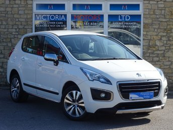 2015 PEUGEOT 3008 1.6 HDI ACTIVE Turbo Diesel 5 Dr £7995.00