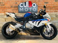 USED 2014 14 BMW S1000RR Sport Akrapovic Exhaust