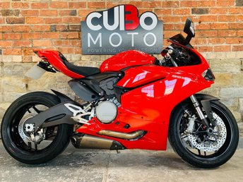 2016 DUCATI 959 PANIGALE ABS £10990.00
