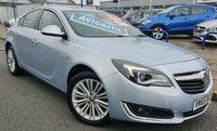 2015 VAUXHALL INSIGNIA 2.0 TECH LINE CDTI 5d AUTO 168 BHP £6977.00