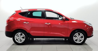 2011 HYUNDAI IX35 1.7 PREMIUM CRDI 5d 114 BHP £6950.00