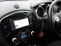 USED 2013 13 NISSAN JUKE 1.5 ACENTA PREMIUM DCI 5d 109 BHP Navigation. Full service History