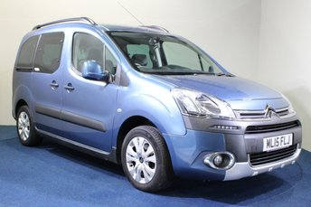 View our CITROEN BERLINGO MULTISPACE